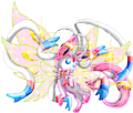 Monster Mega-Sylveon-Dragon
