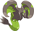 Monster Mega-Zygarde-Shield