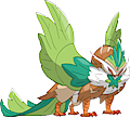 Monster Mega-Decidueye