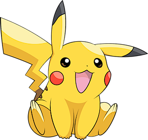 Shiny Pikachu Pokemon X