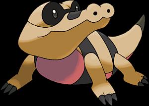 1e1d579f7811 Pokemon 2551 Shiny Sandile Pokedex  Evolution