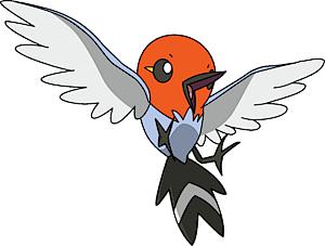 1º Parte - Paraque dos Pássaros, Singapura - Player Jezreel 2661-Shiny-Fletchling