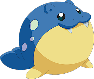 spheal is one of the easiest pokemon to draw