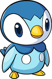 piplup is one of the easiest pokemon to draw