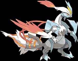 Pokemon 4070 Kyurem White Pokedex Evolution Moves Location Stats