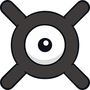 unknown pokemon letters 4224 unown x pokedex evolution location 12207 | 4224 Unown X