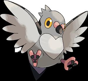 Pidove Pok 233 Dex Stats Moves Evolution Locations Amp Other Forms Pok 233 Mon Database Pokemonpets