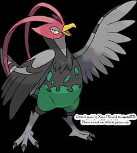 Pokemon 521 Unfezant Pokedex Evolution Moves Location