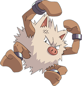Primeape Pok 233 Dex Stats Moves Evolution Locations Amp Other Forms Pok 233 Mon Database Pokemonpets