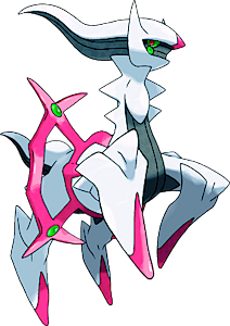 Image result for arceus psychic
