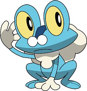 Pokémon Go Froakie Froxy