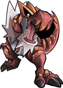 Pokemon 697 Tyrantrum Pokedex Evolution Moves Location Stats