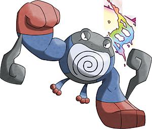 Politoed Mega Evolution