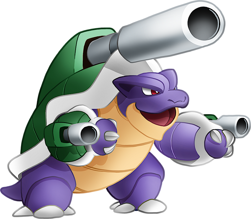 Shiny Mega Blastoise Pokédex: stats, moves, evolution ...