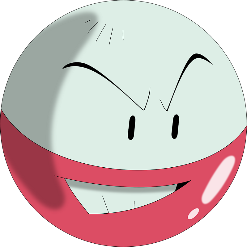 electrode pok dex stats moves evolution locations other forms pok mon database pokemonpets. Black Bedroom Furniture Sets. Home Design Ideas
