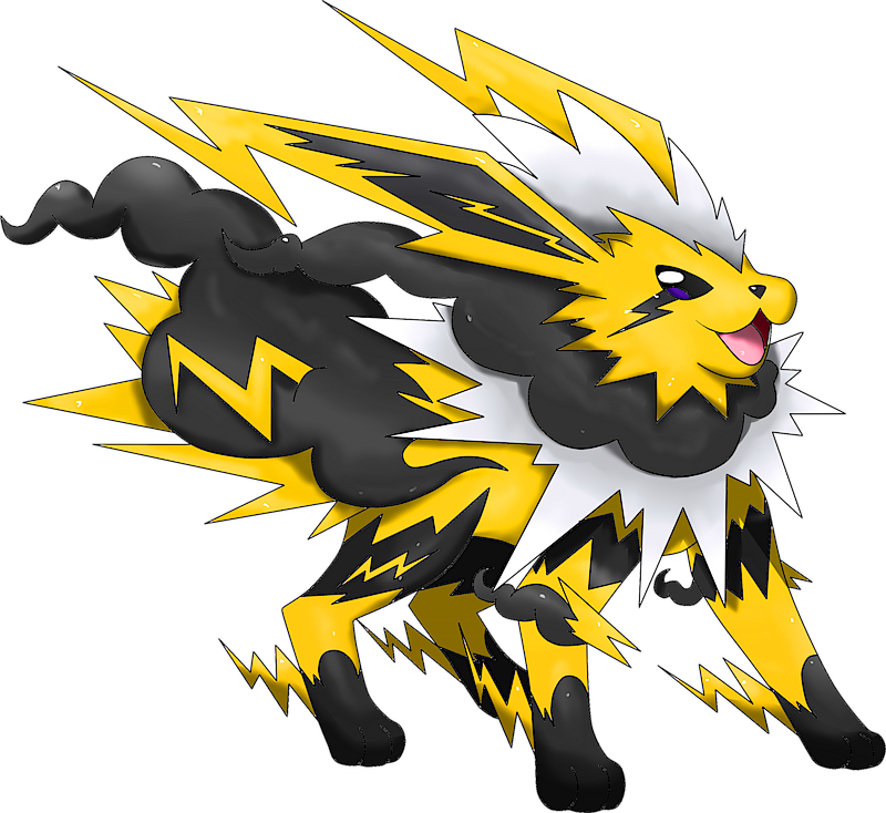 shiny mega jolteon pok233dex stats moves evolution