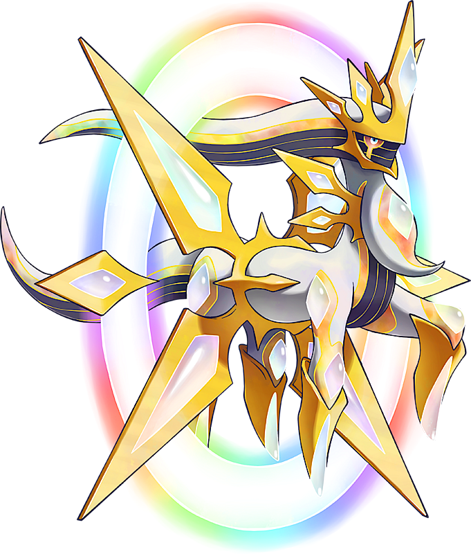 the gallery for gt arceus pokemon shiny
