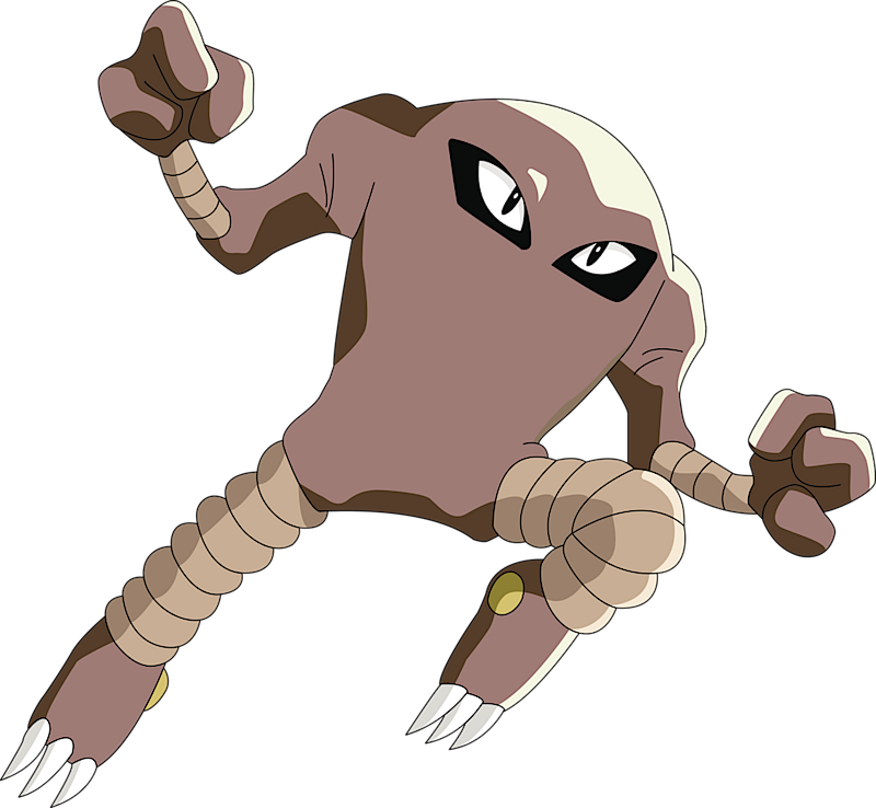 Hitmonlee Pokédex: stats, moves, evolution, locations ...