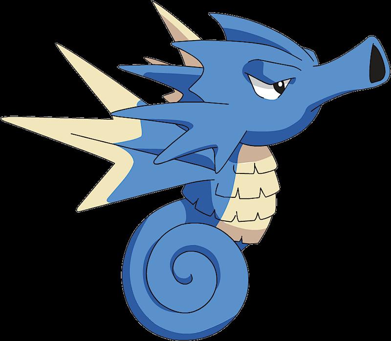 Seadra Pokemon Pokedex 117