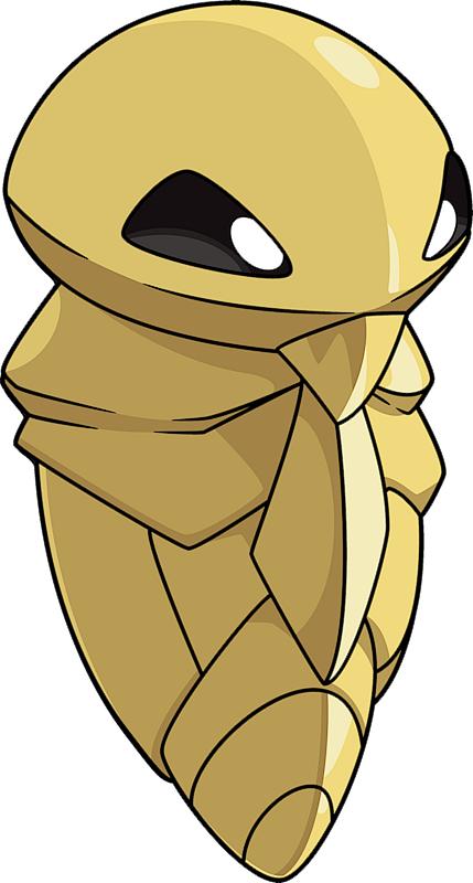 Pokemon 14 Kakuna Pokedex: Evolution, Moves, Location, Stats