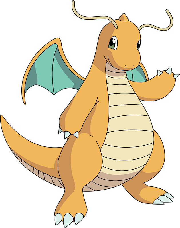 ID: 149 Pokémon Dragonite www.pokemonpets.com - Online RPG Pokémon Game