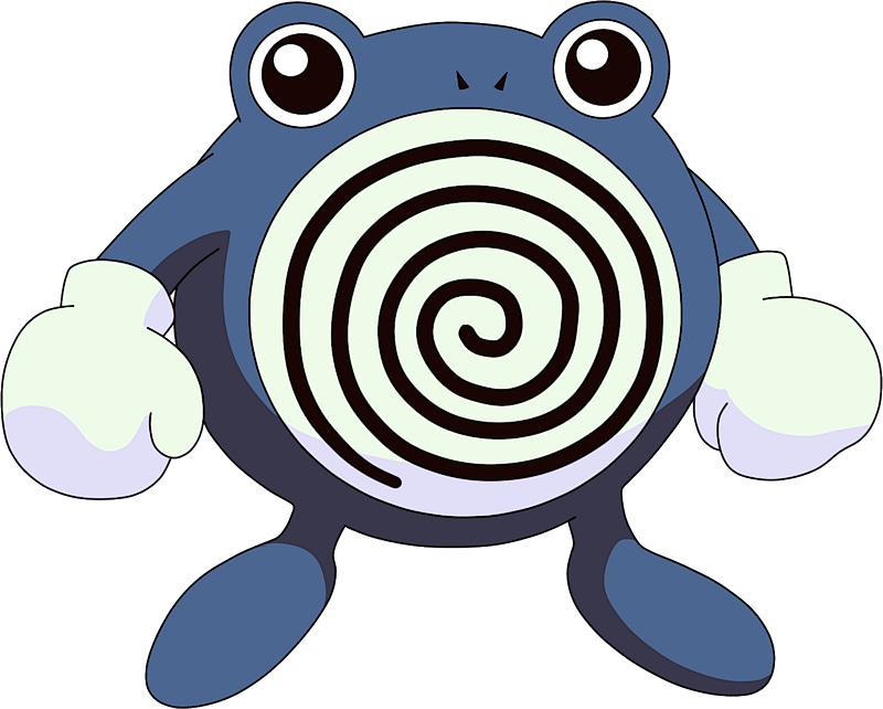 pokemon 2061 shiny poliwhirl pokedex evolution moves