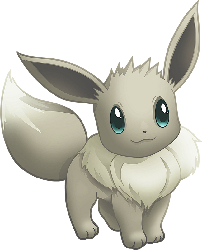 Shiny Eevee Pok 233 Dex Stats Moves Evolution Locations Amp Other Forms Pok 233 Mon Database