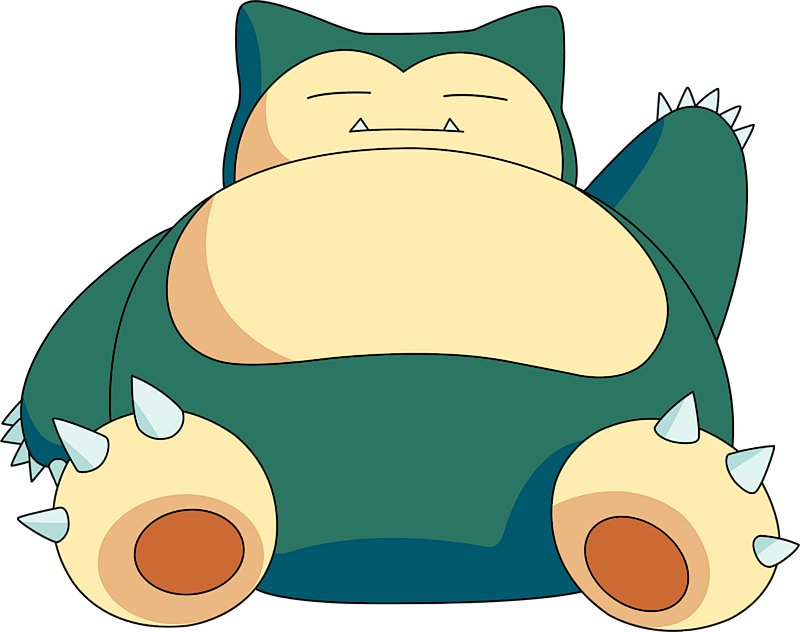 Snorlax Pokemon Diamond Images