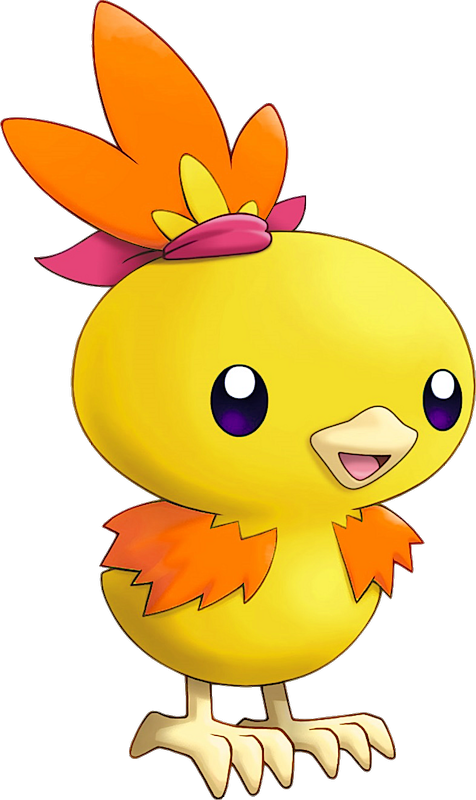 ID: 2255 Pokémon Shiny-Torchic www.pokemonpets.com - Online RPG Pokémon Game