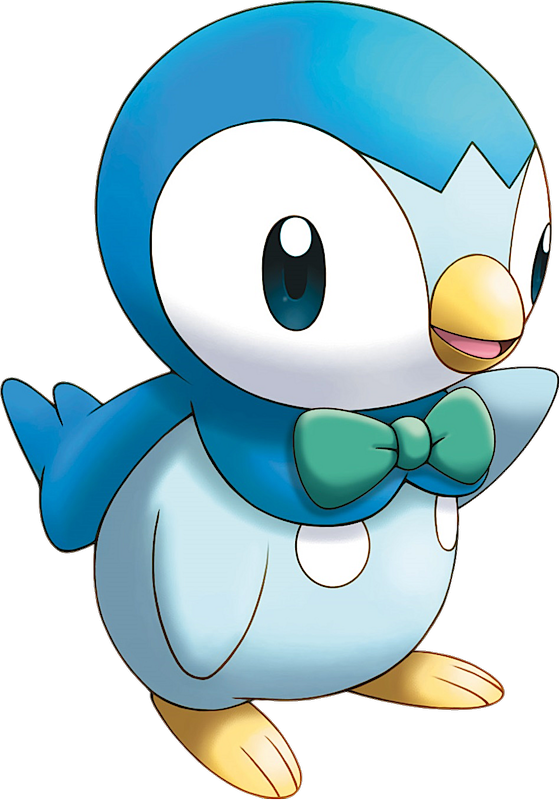 Shiny Piplup Pok 233 Dex Stats Moves Evolution Locations Amp Other Forms Pok 233 Mon Database