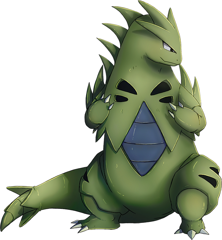 Tyranitar Pokédex: stats, moves, evolution, locations ...