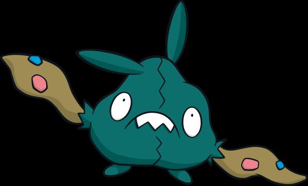 Pokemon 2568 Shiny Trubbish Pokedex: Evolution, Moves, Location, Stats