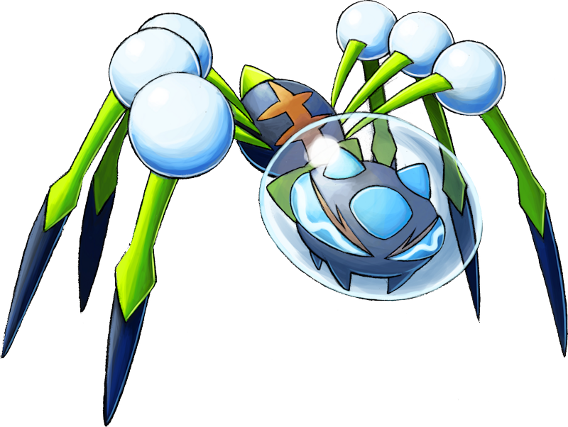 Bug type pokemon that can learn surf guitar