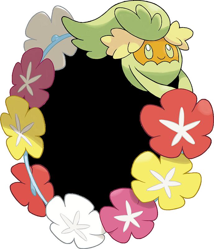Pokemon Sun Flower Ring