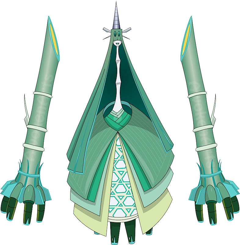 Shiny Celesteela Pok 233 Dex Stats Moves Evolution Locations Amp Other Forms Pok 233 Mon Database