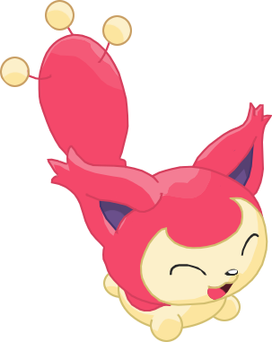ID: 300 Pokémon Skitty www.pokemonpets.com - Online RPG Pokémon Game