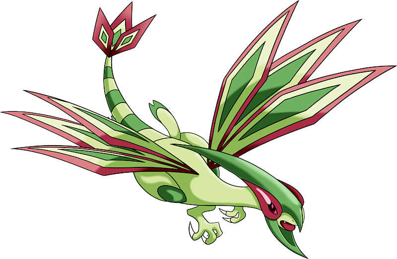 ID: 4330 Pokémon Flygon-Swift www.pokemonpets.com - Online RPG Pokémon Game