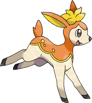 Pokemon 4583 Deerling Autumn Pokedex: Evolution, Moves, Location, Stats