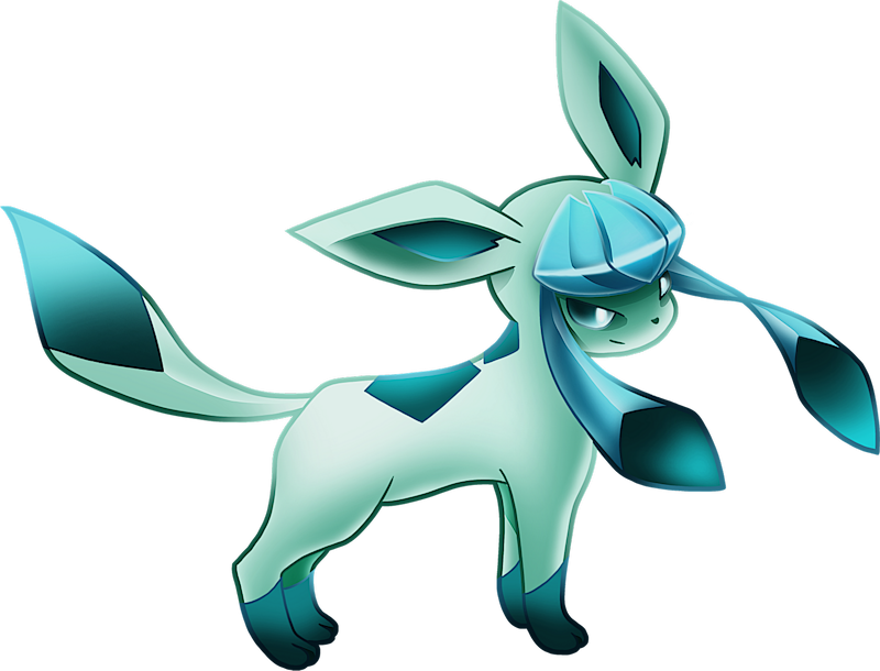 Pokemon 471 glaceon pokedex evolution moves location stats - Pokemon noctali ...