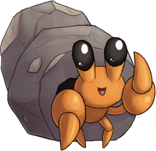 Pokemon Crustle Evolution Dwebble Pokédex: ...