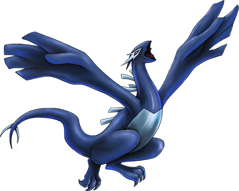 Shiny Shadow Lugia Pokédex: stats, moves, evolution ...