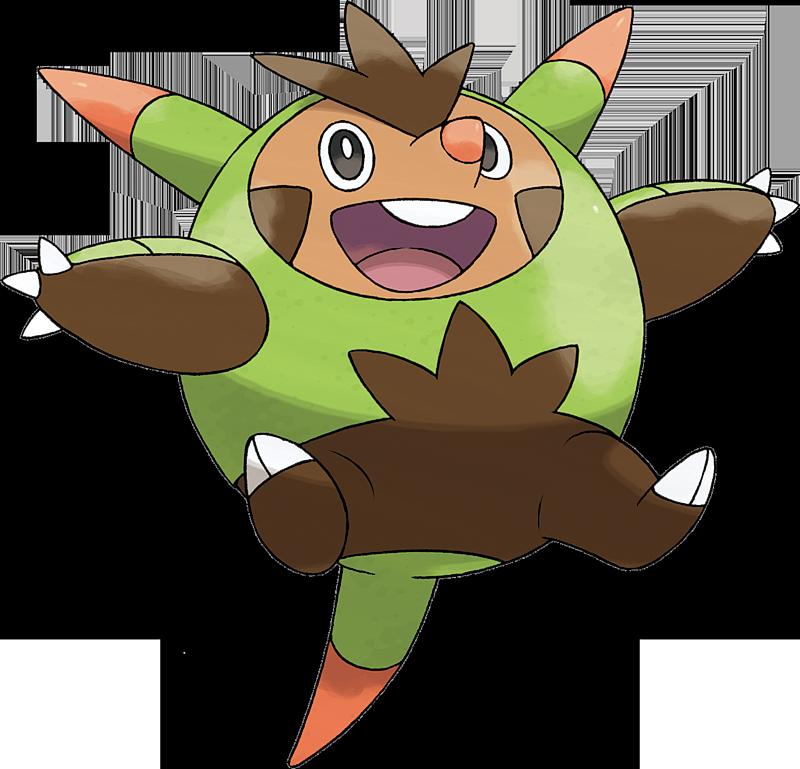 Quilladin Pok 233 Dex Stats Moves Evolution Locations Amp Other Forms Pok 233 Mon Database Pokemonpets