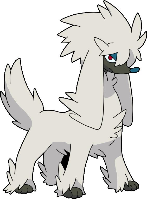 Black Dog Pokemon