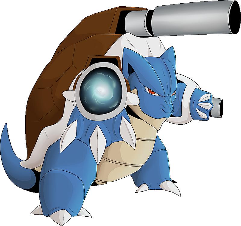 Pokemon 8009 Mega Blastoise Pokedex: Evolution, Moves, Location, Stats