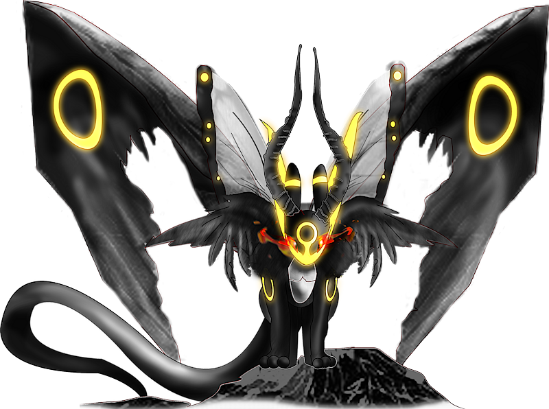 ID: 8198 Pokémon Mega-Umbreon-Dragon www.pokemonpets.com - Online RPG Pokémon Game