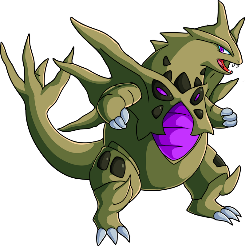 Mega Tyranitar Pokédex: stats, moves, evolution, locations ...