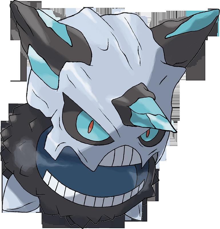 Mega Glalie Pokemon Card Images | Pokemon Images