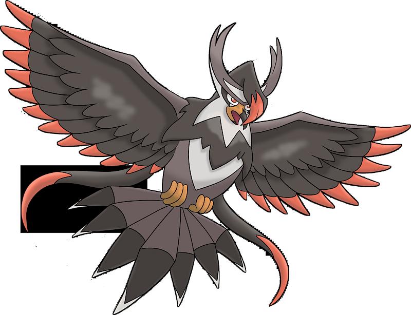 Mega Staraptor Pokédex: stats, moves, evolution, locations ...