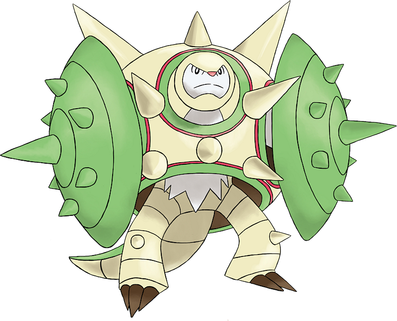 Pokemon Chesnaught Mega Evolution Pokemon Images | Pokemon ...