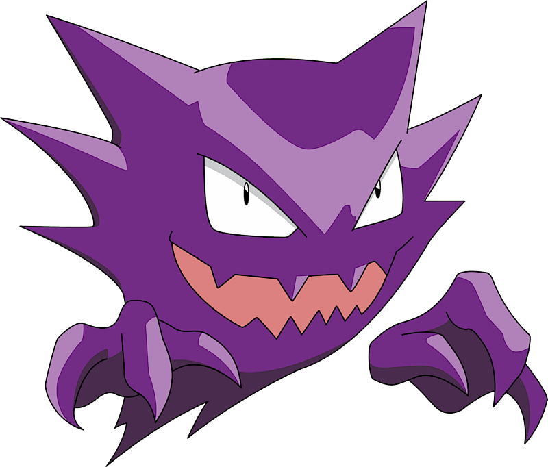 ID: 93 Pokémon Haunter www.pokemonpets.com - Online RPG Pokémon Game